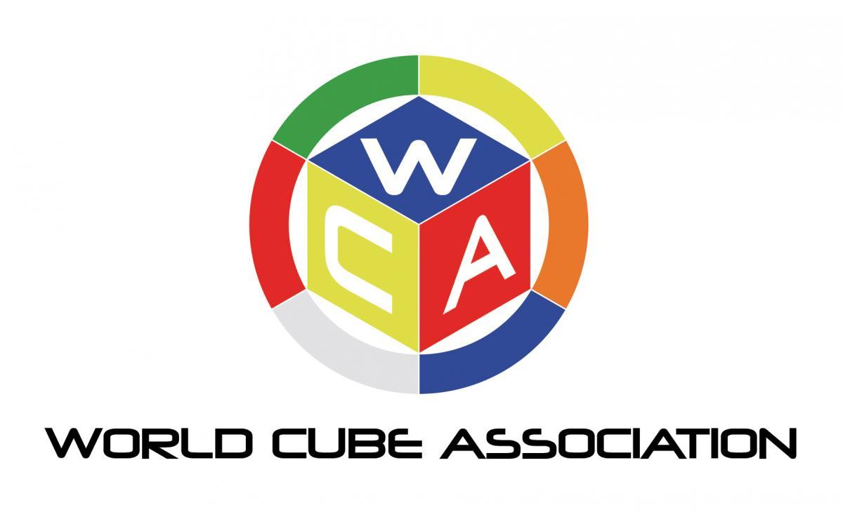 Il logo ufficiale della World Cube Assocation